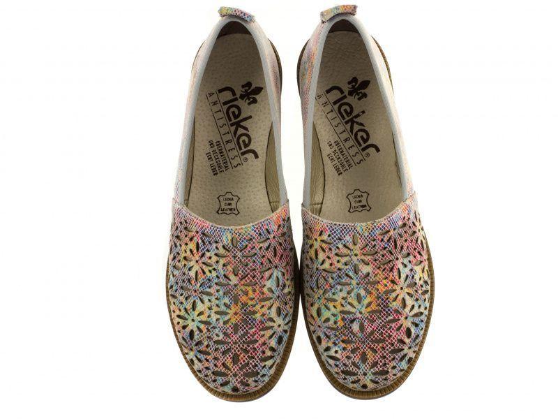 Туфли для женщин RIEKER RW1003 размерная сетка обуви, 2017