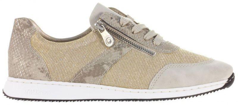 Туфли для женщин RIEKER RW1009 примерка, 2017
