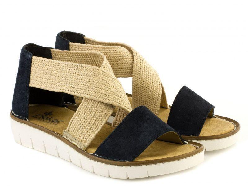 Босоножки для женщин RIEKER RW1010 размеры обуви, 2017