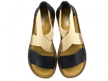 Босоножки для женщин RIEKER 60079(14) купить обувь, 2017