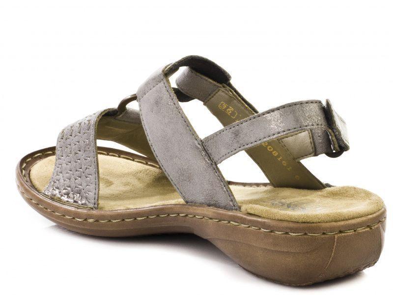 Босоножки для женщин RIEKER RW1011 размеры обуви, 2017