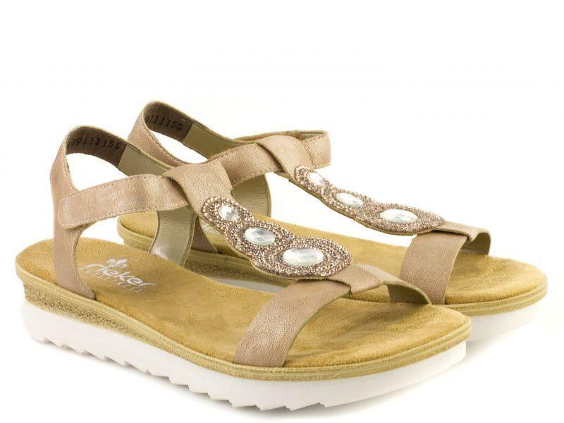 Босоножки для женщин RIEKER RW1013 размеры обуви, 2017