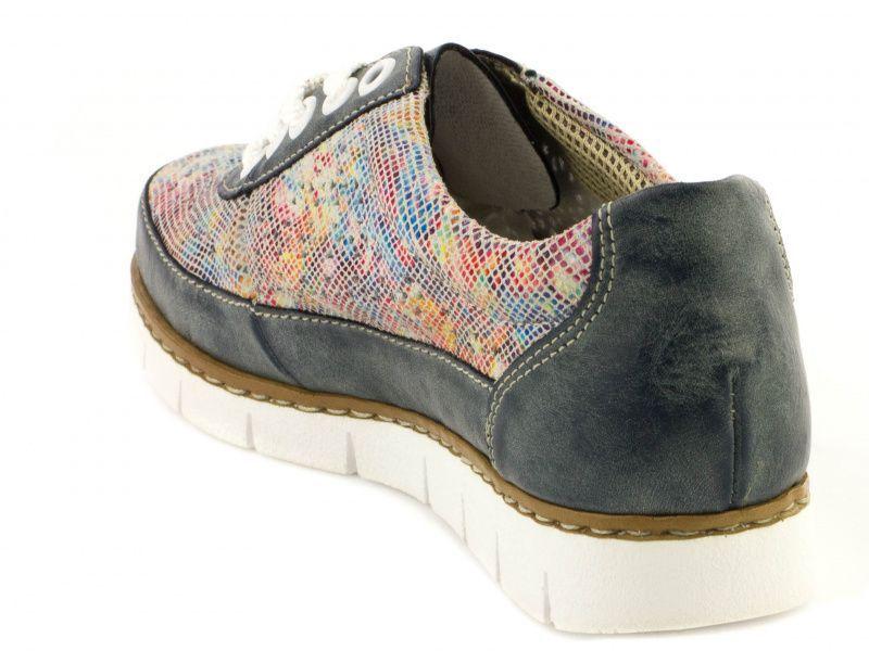 Туфли для женщин RIEKER RW1017 брендовые, 2017