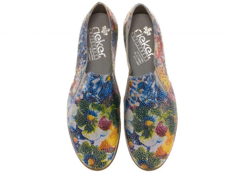 Туфли для женщин RIEKER RW1019 размерная сетка обуви, 2017