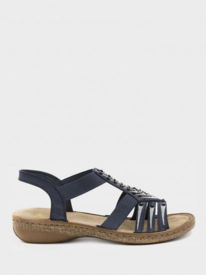 Сандалі  для жінок RIEKER 62861(14) розміри взуття, 2017