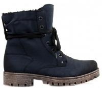 Ботинки для женщин RIEKER 78534(14) стоимость, 2017