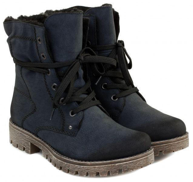 Ботинки для женщин RIEKER 78534(14) размеры обуви, 2017