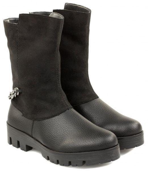 Купить Ботинки для женщин RIEKER RW1039, Черный
