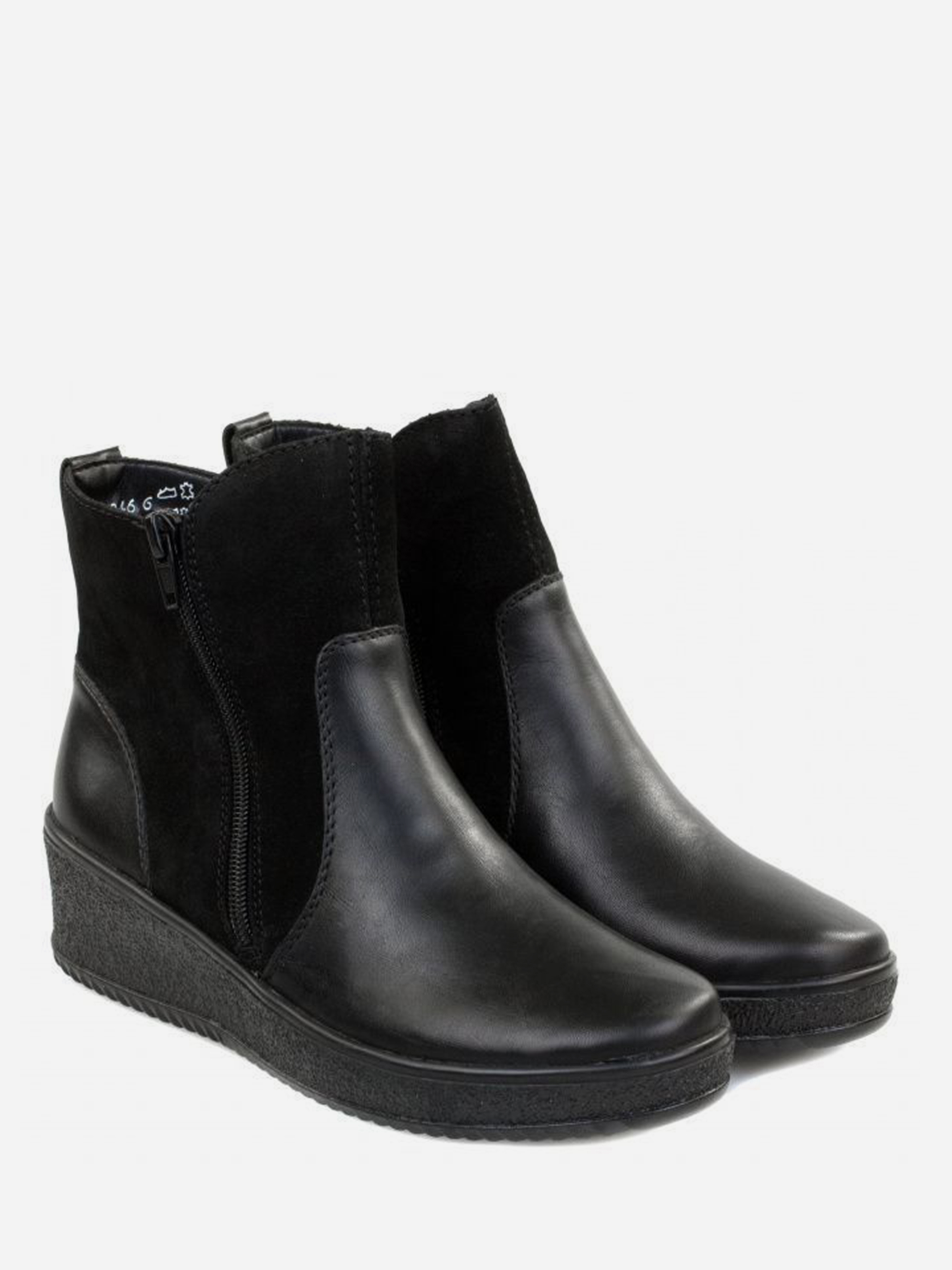 Ботинки для женщин RIEKER RW1043 размерная сетка обуви, 2017