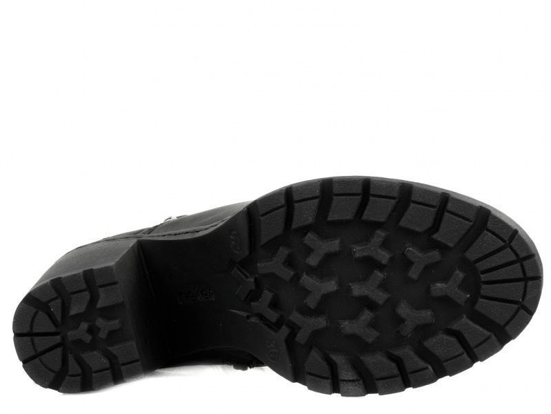 Ботинки для женщин RIEKER RW1044 размеры обуви, 2017
