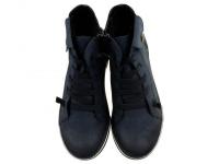 Ботинки для женщин RIEKER Z6414(14) модная обувь, 2017