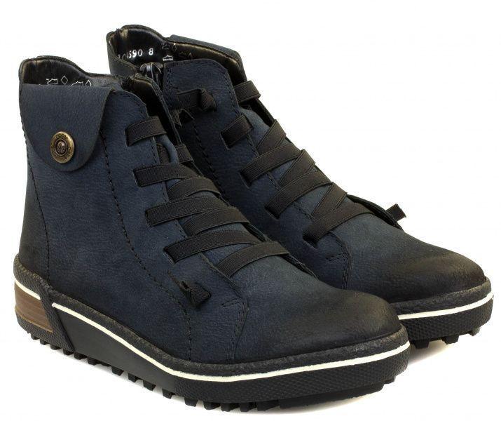 Ботинки для женщин RIEKER Z6414(14) размеры обуви, 2017