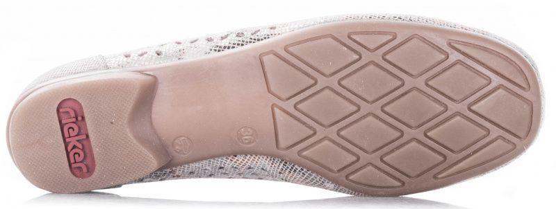 Туфли для женщин RIEKER RW1077 брендовые, 2017