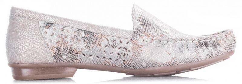Туфли для женщин RIEKER RW1077 примерка, 2017