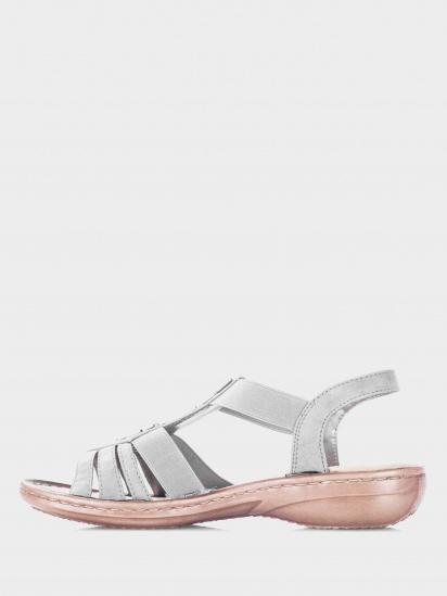 Сандалі  для жінок RIEKER 60800/42 розміри взуття, 2017