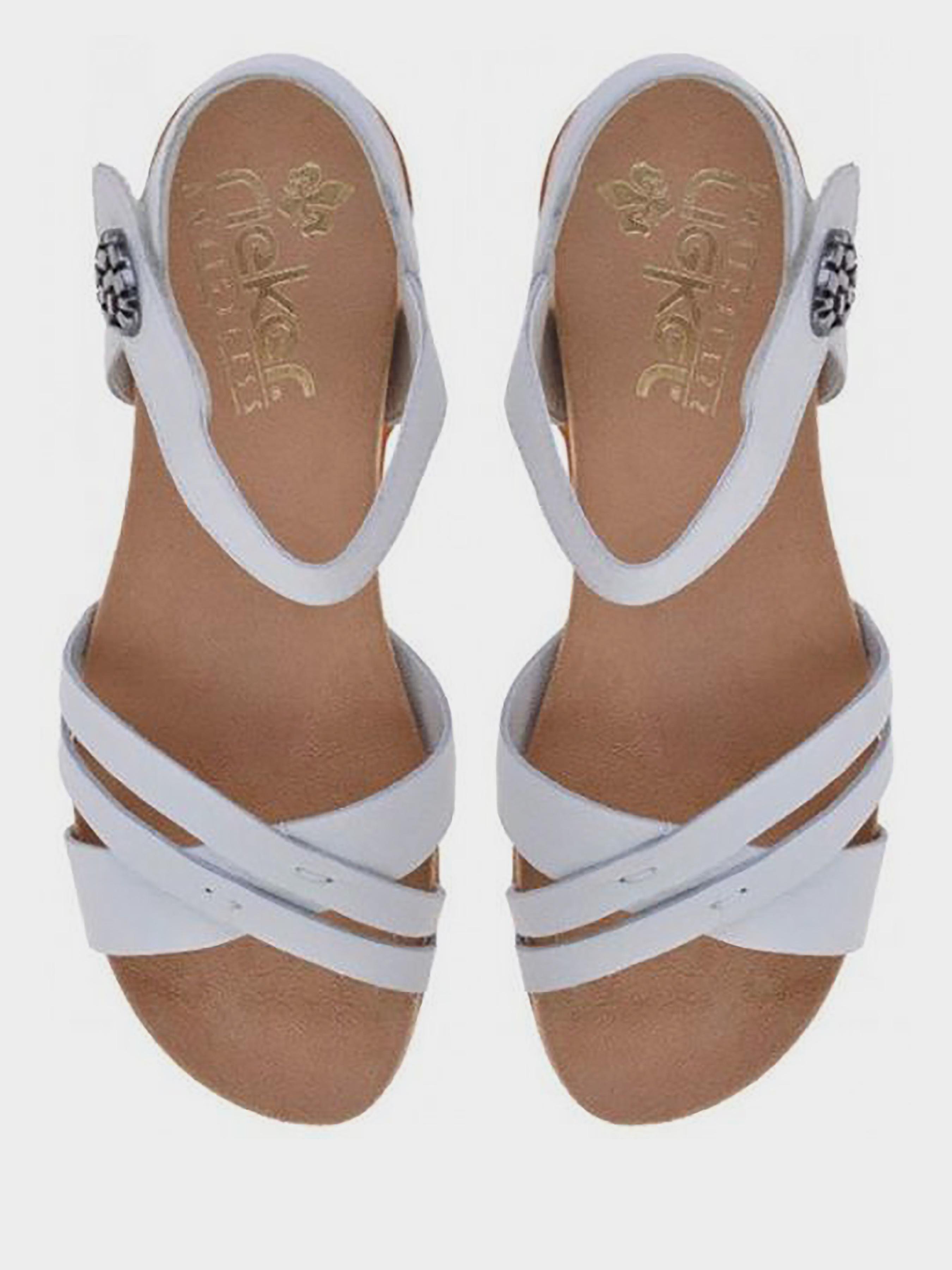 Сандалии для женщин RIEKER RW1088 размеры обуви, 2017