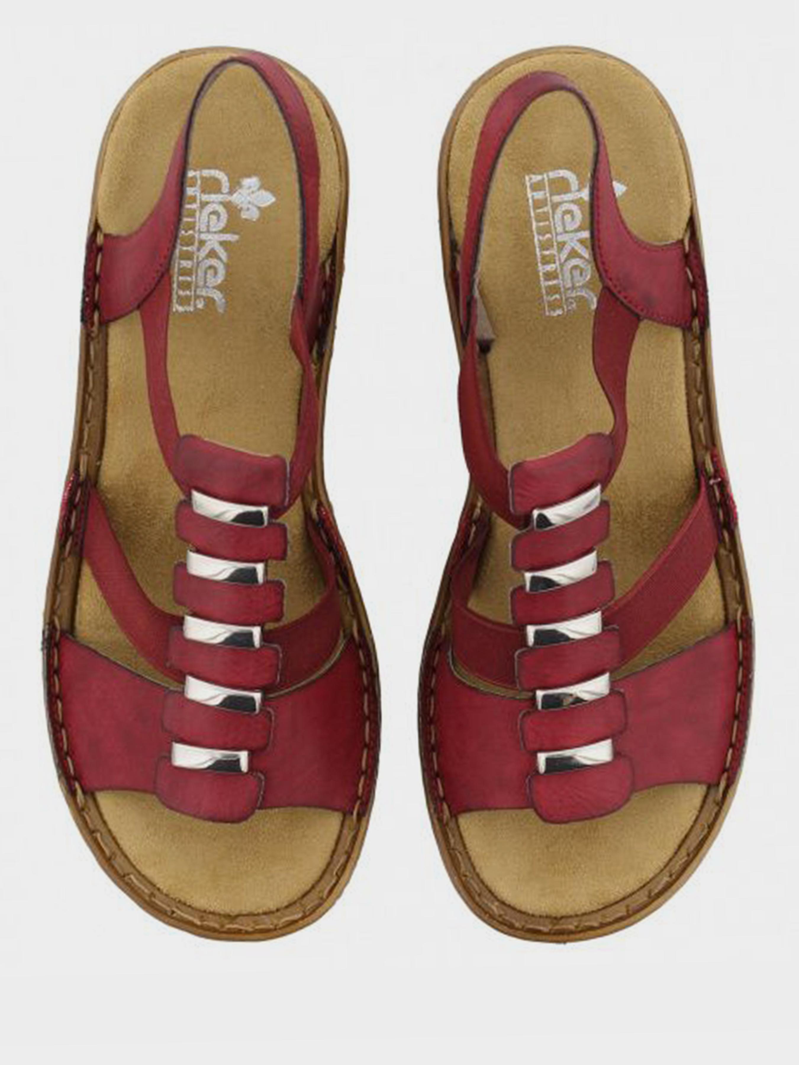 Сандалии для женщин RIEKER босоніжки жін. (36-41) RW1089 брендовая обувь, 2017