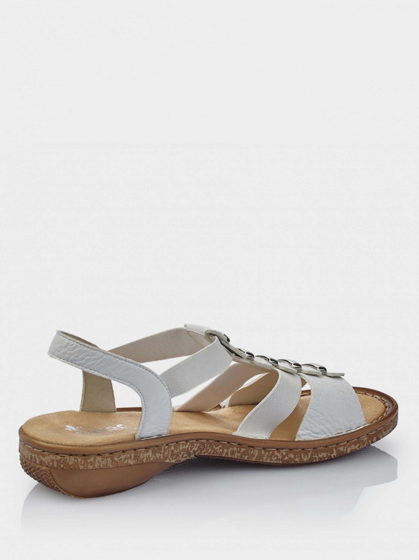 Сандалі  для жінок RIEKER 62850/80 розміри взуття, 2017