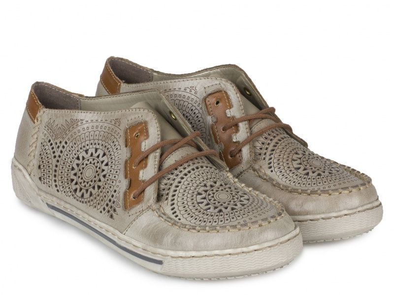 Туфли для женщин RIEKER RW1096 примерка, 2017