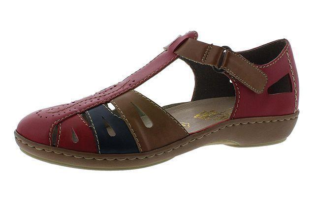 Туфлі жіночі RIEKER 45867/33 - фото