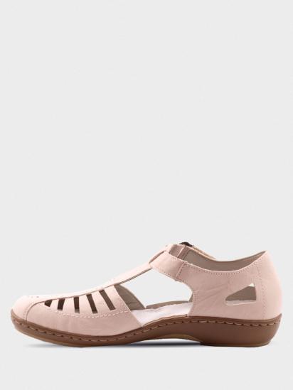 Туфлі RIEKER модель 45865/31 — фото 2 - INTERTOP