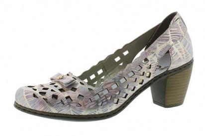 Туфлі RIEKER модель 40965/90 — фото - INTERTOP
