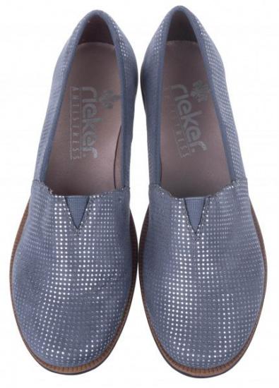 Туфлі RIEKER модель 45551/12 — фото 4 - INTERTOP