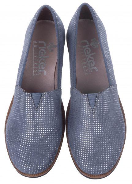 Туфли для женщин RIEKER RW1112 размерная сетка обуви, 2017