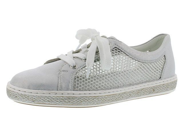 Туфли для женщин RIEKER RW1119 примерка, 2017