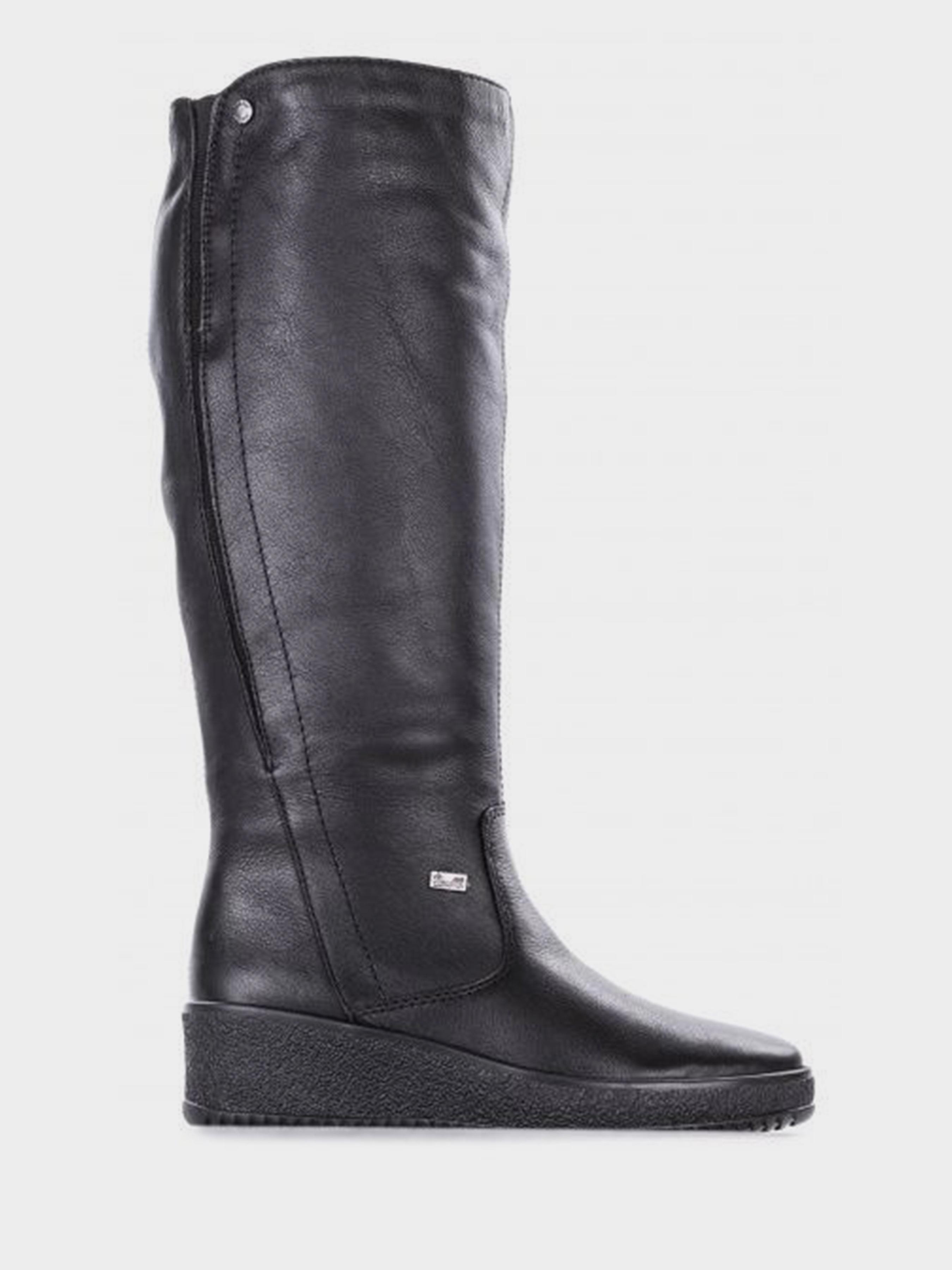 Купить Сапоги женские RIEKER RW1152, Черный