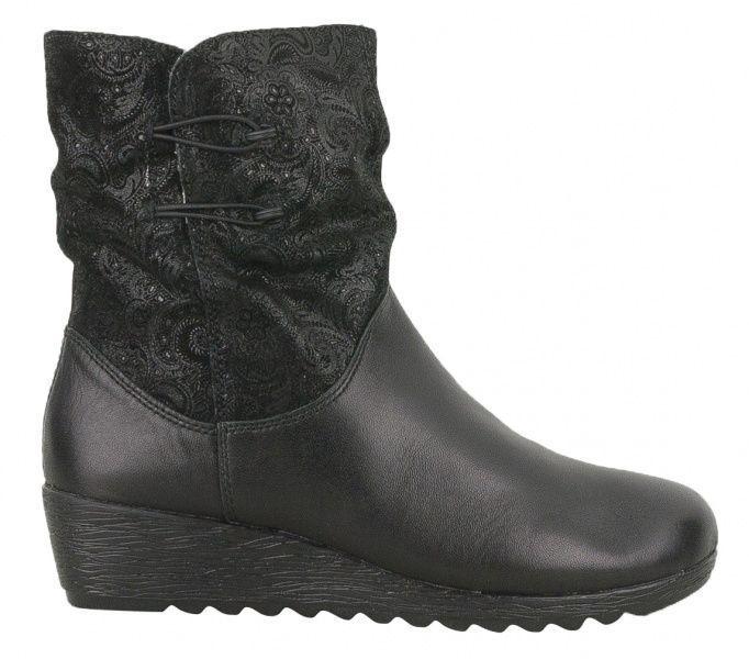 Купить Ботинки женские RIEKER RW1180, Черный