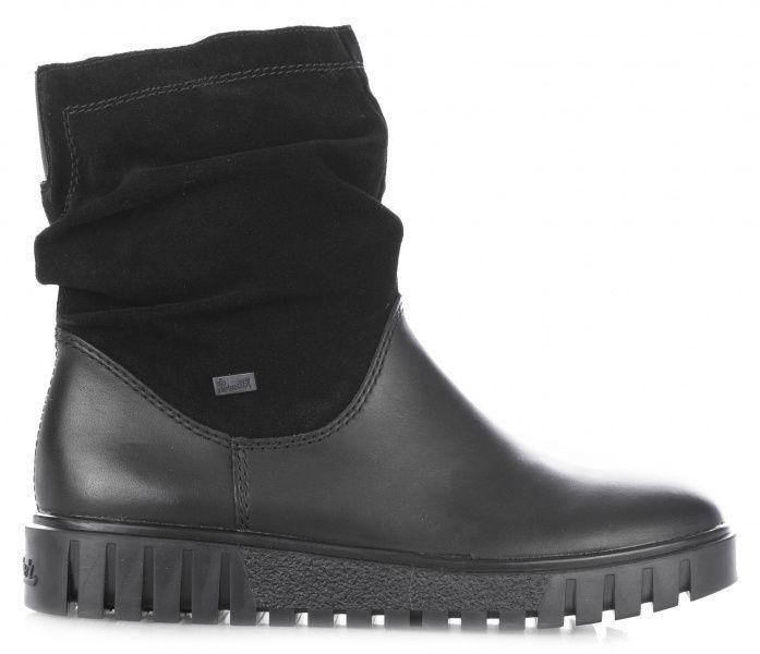 Купить Ботинки женские RIEKER RW1181, Черный