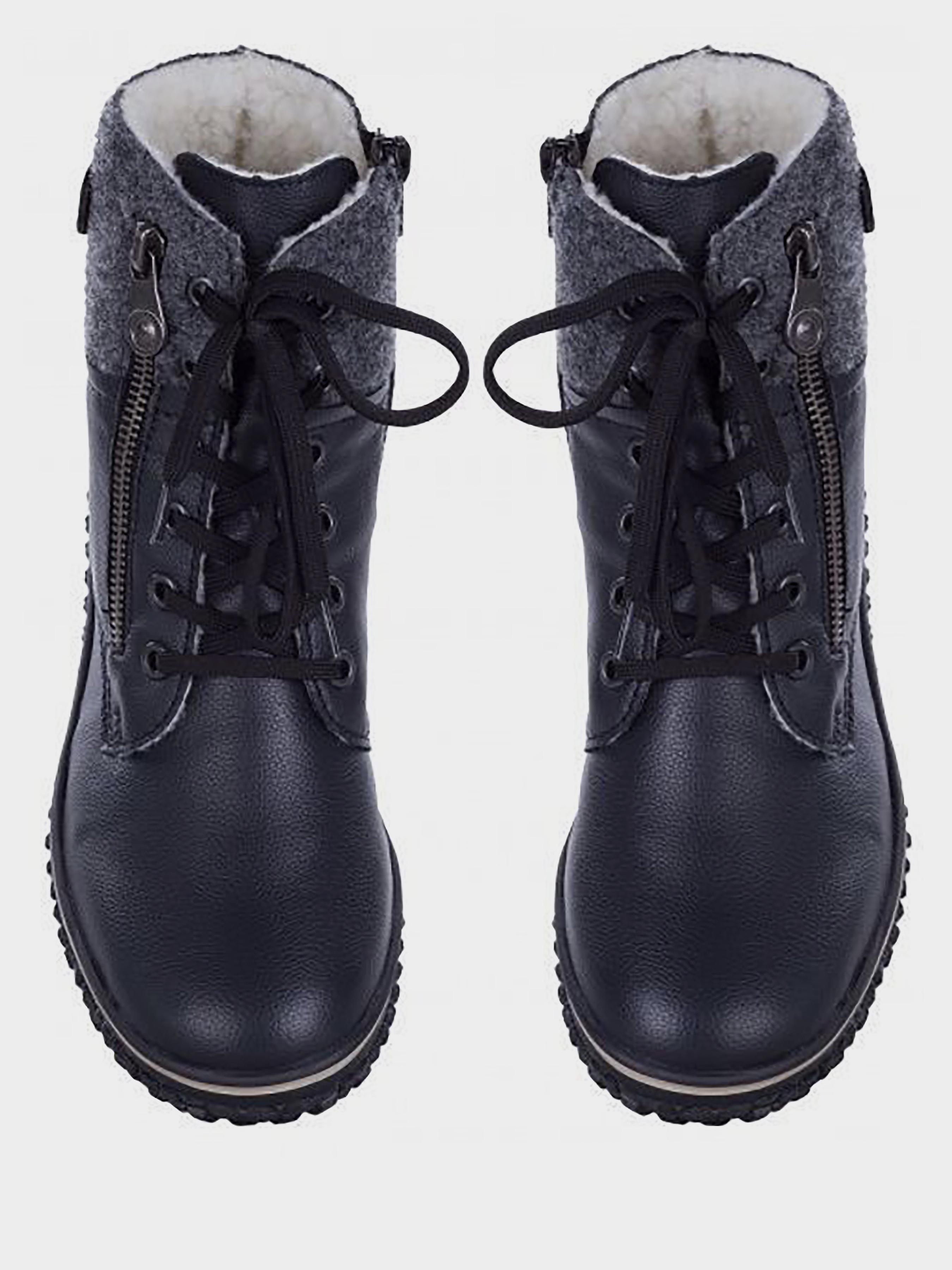 Ботинки для женщин RIEKER RW1187 размеры обуви, 2017