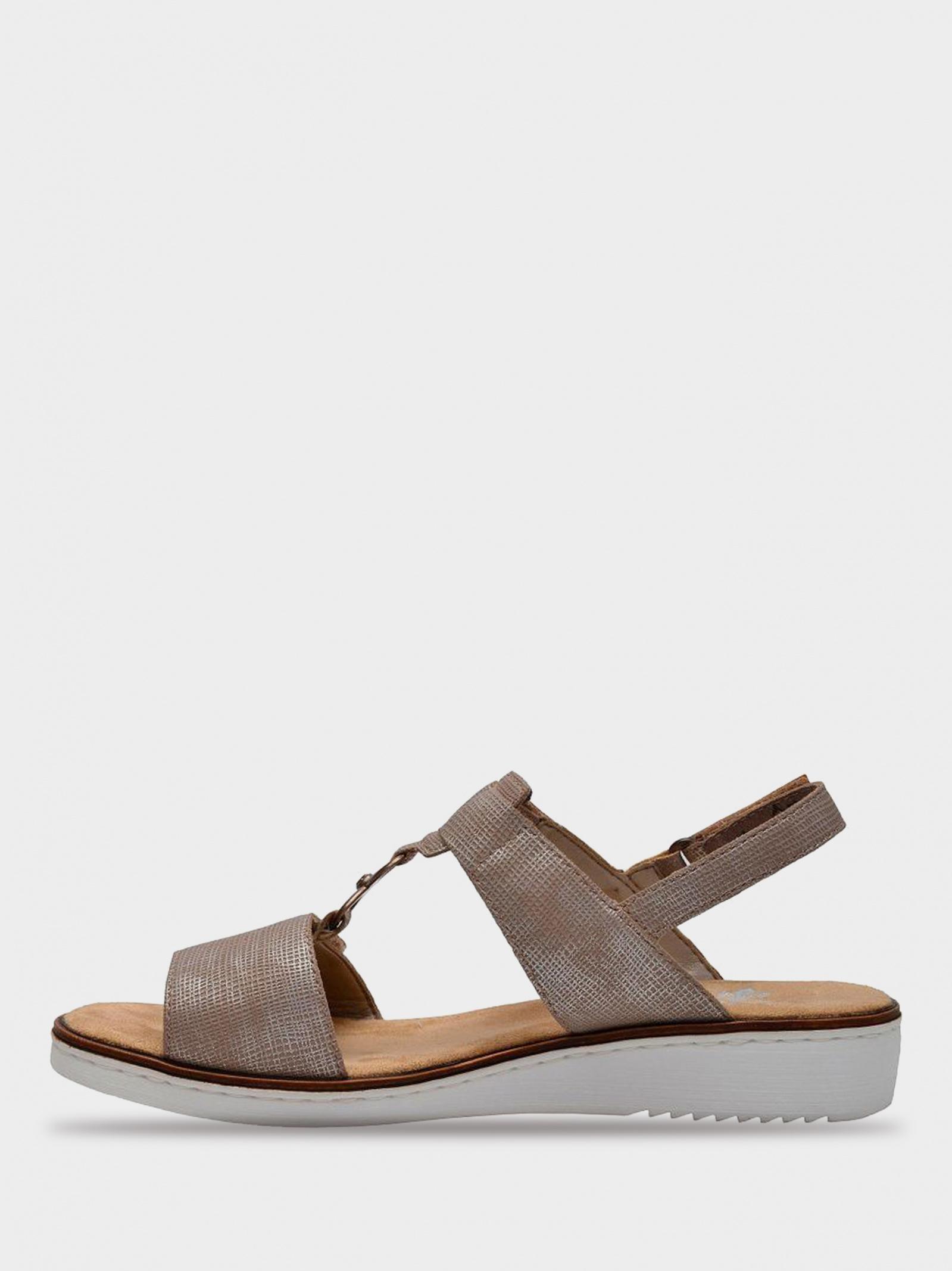 Сандалі  для жінок RIEKER 63687/64 розміри взуття, 2017