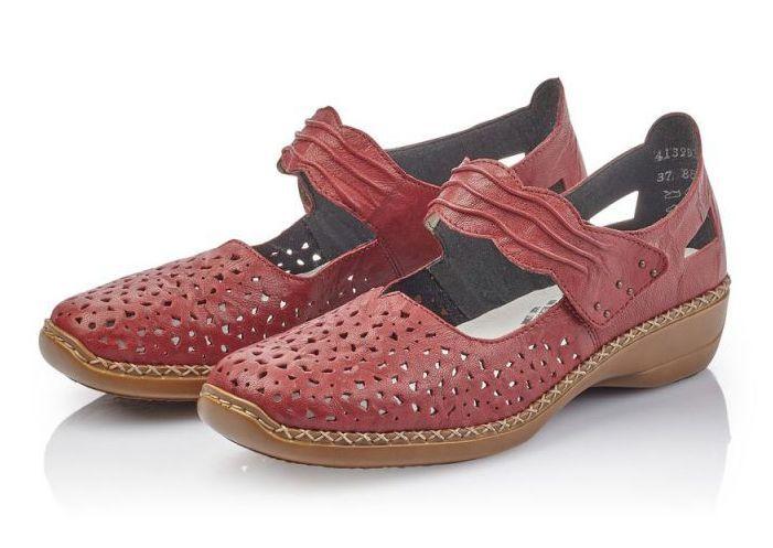 Туфли для женщин RIEKER RW1210 брендовые, 2017