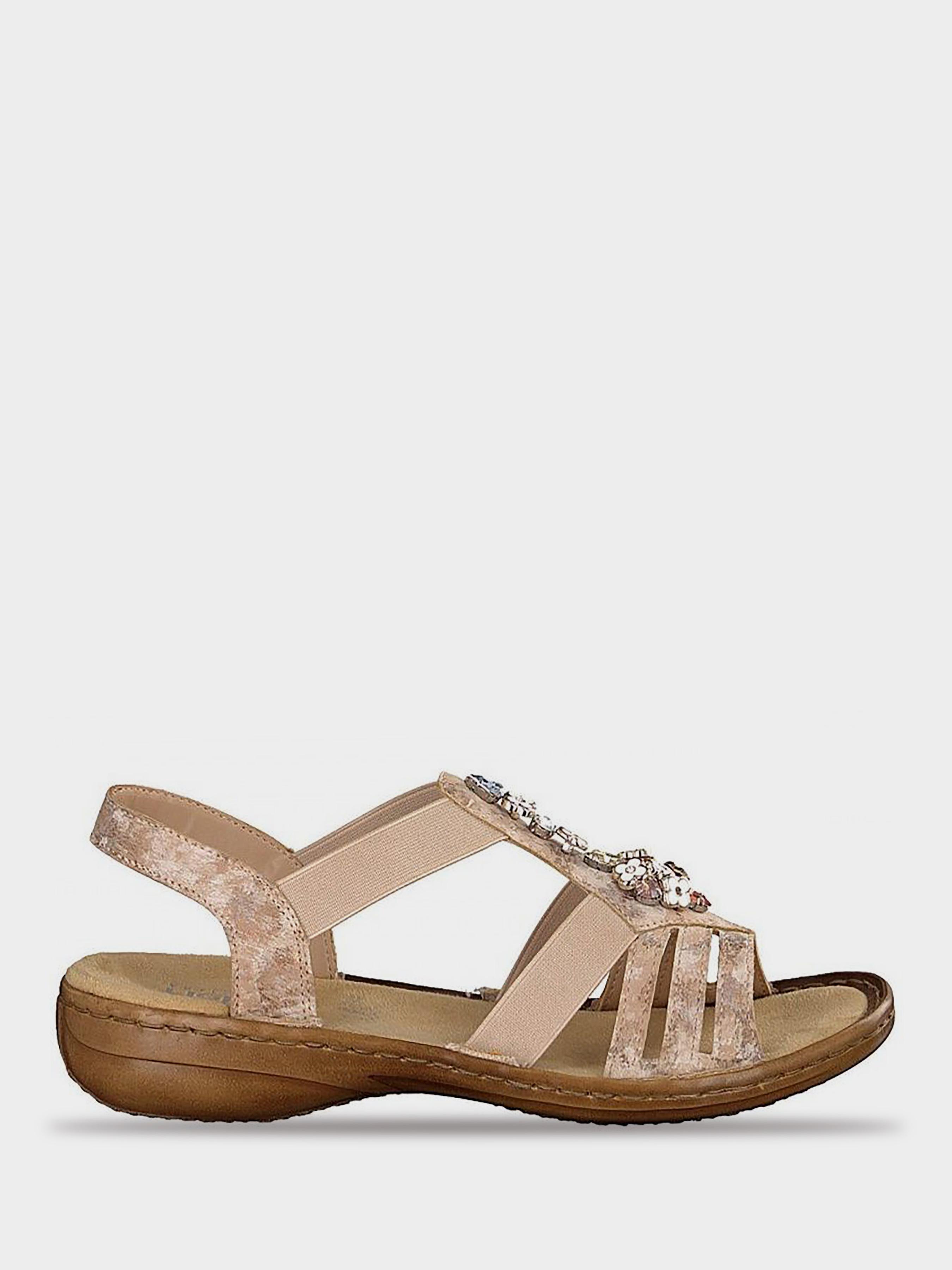 Сандалии для женщин RIEKER RW1214 размерная сетка обуви, 2017