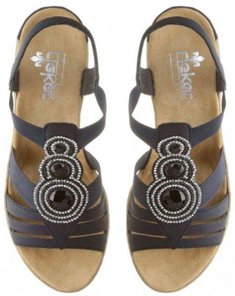 Босоножки для женщин RIEKER RW1216 модная обувь, 2017