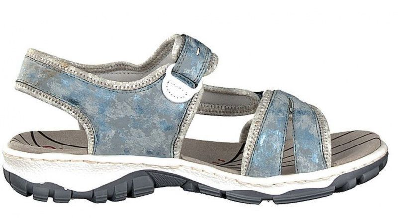 Сандалии для женщин RIEKER RW1224 размерная сетка обуви, 2017