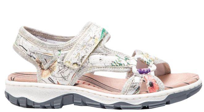 Сандалии для женщин RIEKER RW1225 размерная сетка обуви, 2017