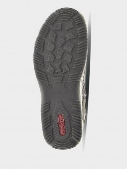 Напівчеревики  для жінок RIEKER L0583/02 брендове взуття, 2017