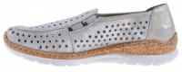 Cлипоны для женщин RIEKER RW1230 размерная сетка обуви, 2017