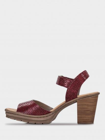 Босоніжки  жіночі RIEKER V1589/35 V1589/35 купити взуття, 2017