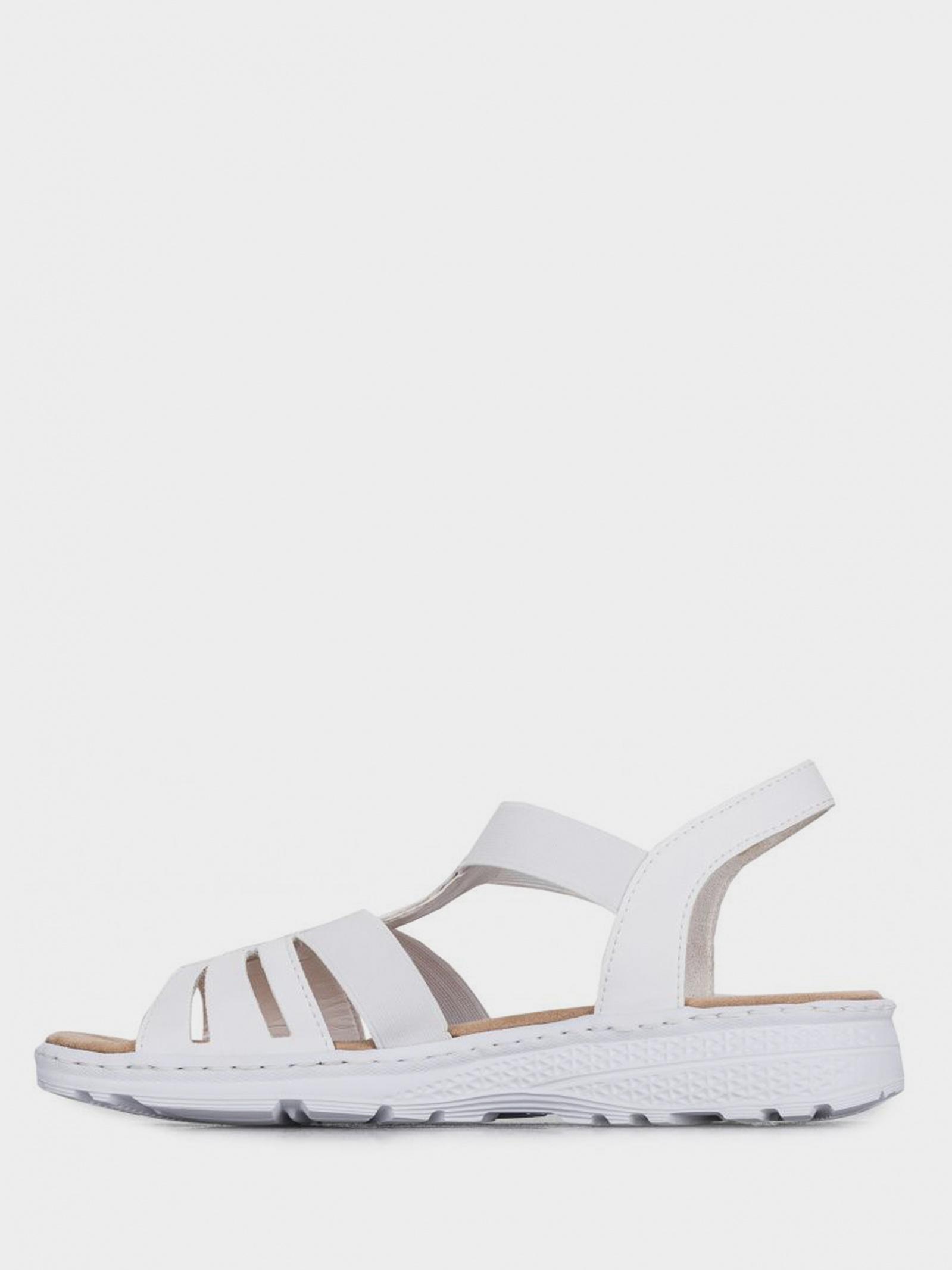 Сандалі  для жінок RIEKER V18Q2/80 розміри взуття, 2017