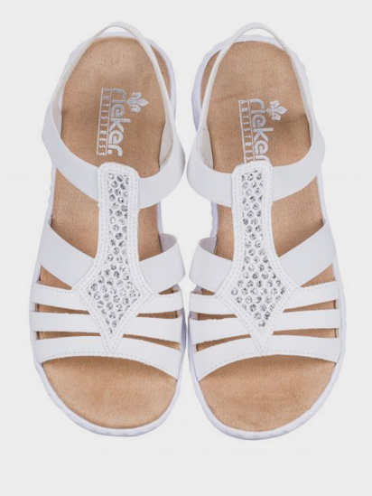 Сандалі  для жінок RIEKER V18Q2/80 модне взуття, 2017
