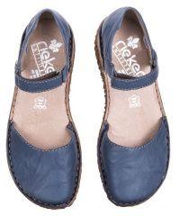 Босоножки для женщин RIEKER RW1245 модная обувь, 2017