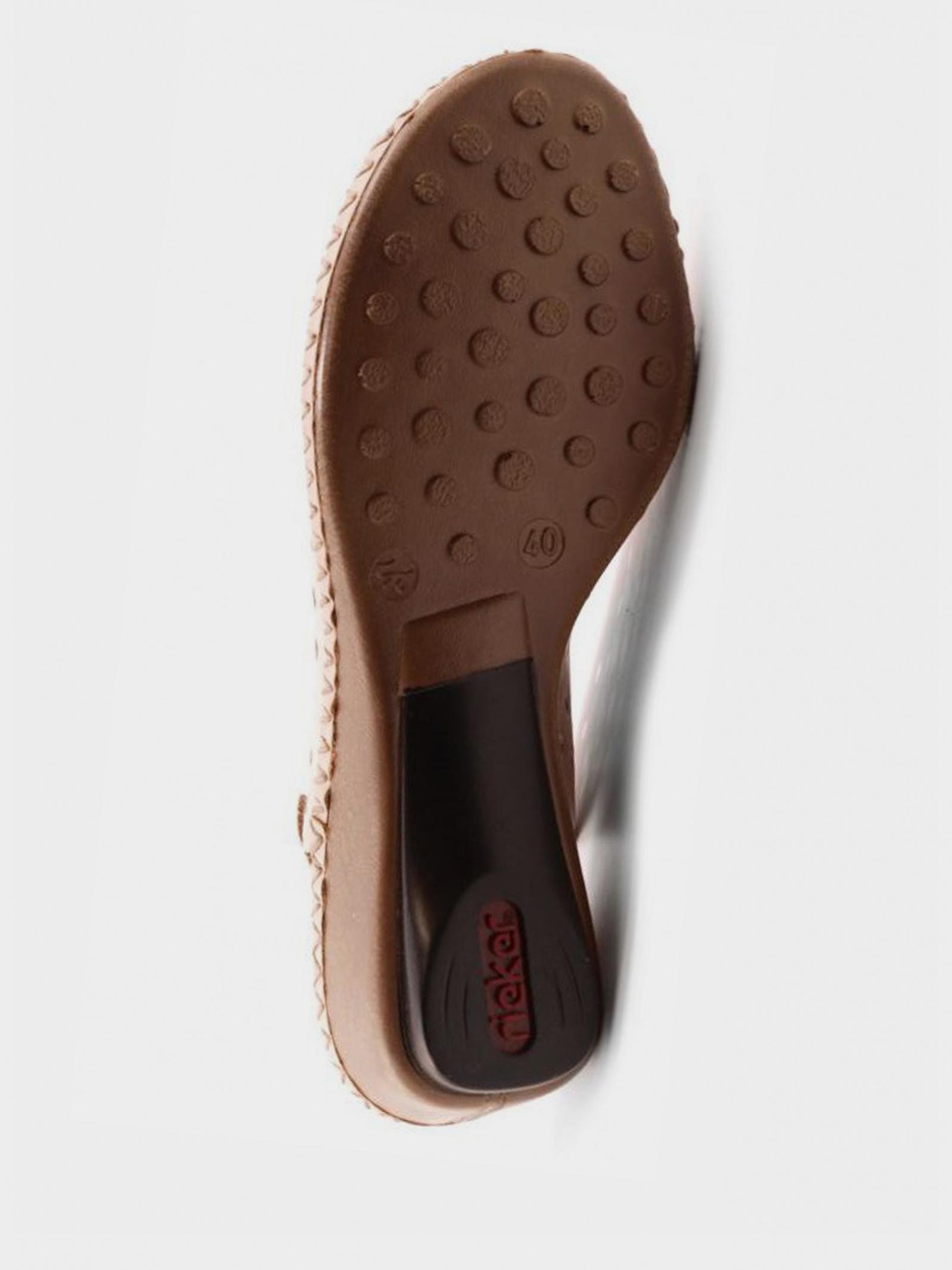 Босоніжки  для жінок RIEKER 66177/31 модне взуття, 2017