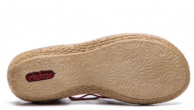 Сандалии для женщин RIEKER RW1247 размеры обуви, 2017