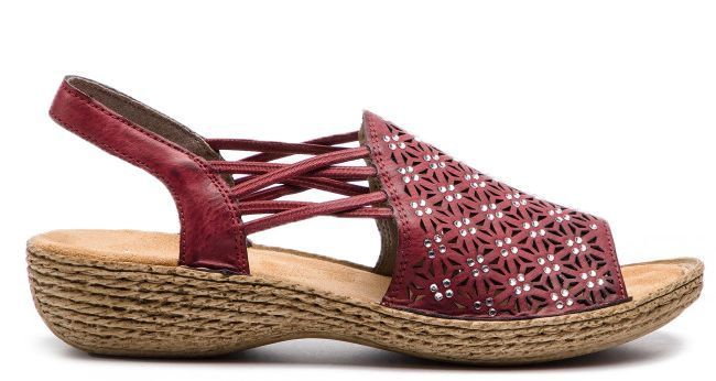 Сандалии для женщин RIEKER RW1247 размерная сетка обуви, 2017