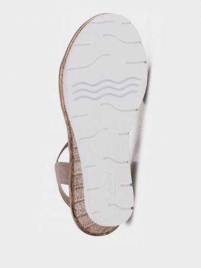 Босоніжки  для жінок RIEKER 65596/64 модне взуття, 2017