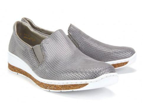 Cлипоны для женщин RIEKER RW1251 размеры обуви, 2017
